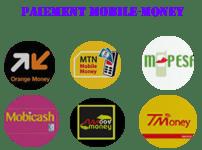 Paiement mobile money cinetpay sur geoguys